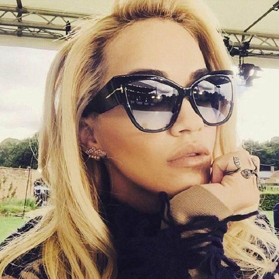 انواع مدل های لوکس عینک های زنانه 2017