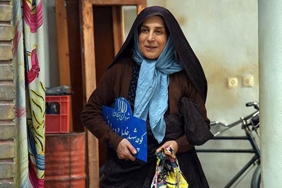 گفت و گوی داغ در مورد جشنواره فجر با بانو فاطمه معتمد آریا