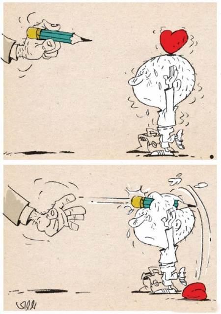 کاریکاتورهای تیکه دار و با معنی روز