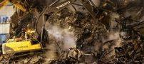 خسارت بیمه گذاران در ساختمان پلاسکو مشخص شد