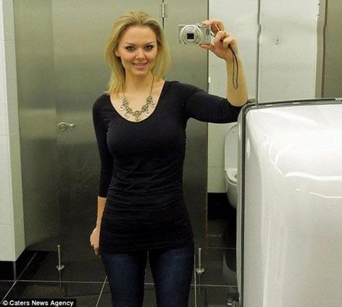 زن چاقی که شوهرش را طی عملی شوکه کرد (عکس)