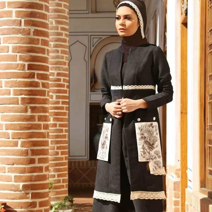 معرفی مدل های مانتو به همراه کیف زنانه ویژه عید 1396