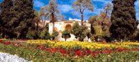 آشنایی با باغ تاریخی و زیبایی «جهان نما»