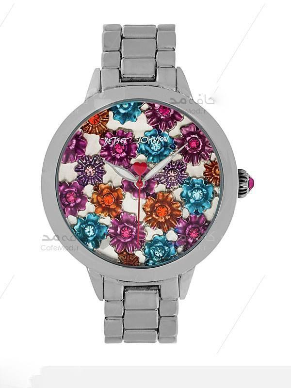 انواع مدل ساعت های خاص زنانه در برند خاص Betsey Johnson