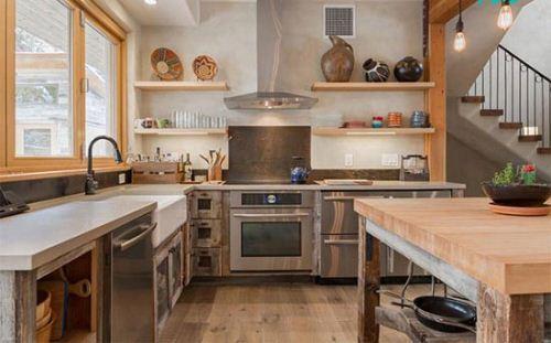 دکوراسیون های ناب خانه و آشپرخانه طرح 2020