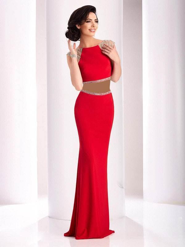 معرفی جدیدترین مدل های لباس مخصوص مجالس برند کلاریس