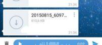 آموزش قرار دادن اهنگ MP3 به صورت ویس در تلگرام
