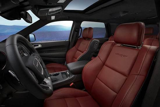 مشخصات خودروی شاسی بلند دوج دورانگو SRT