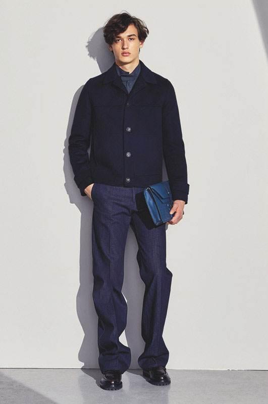 معرفی جدیدترین مدل های لباس اسپرت مردانه در طرح Bottega Veneta