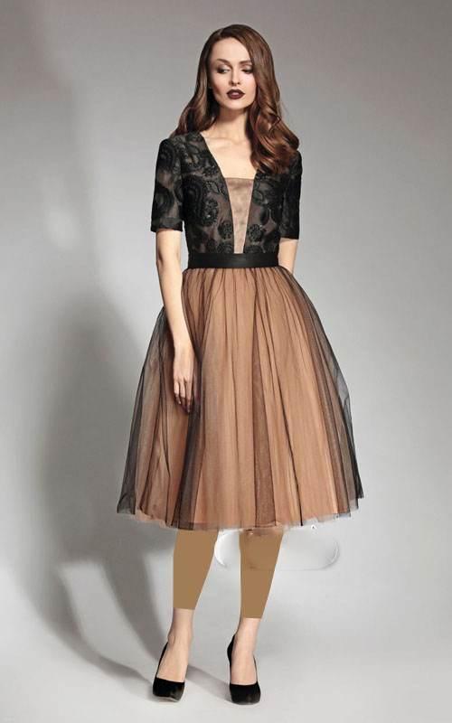 انواع مدل لباس زنانه مجلسی ساده برند Burvin