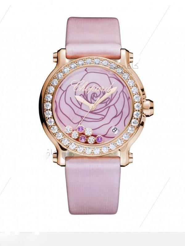 انواع ساعت و جواهرات روز در برند معروف Chopard