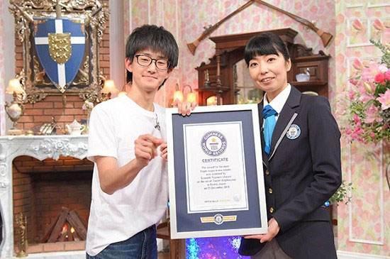 معرفی بهترین رکوردهای جدید گینس 2017