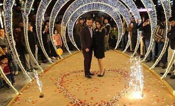 ازدواج میلیاردی شیما قاسم ملکه خوش چهره عراقی