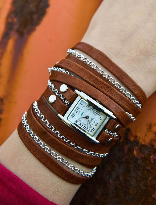 شیک ترین مدلهای ساعت فشن زنانه برند Lamer