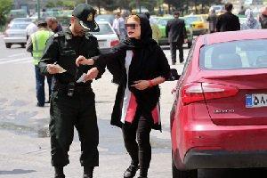 برخورد شدید و جریمه با شئونات اسلامی در خودرو
