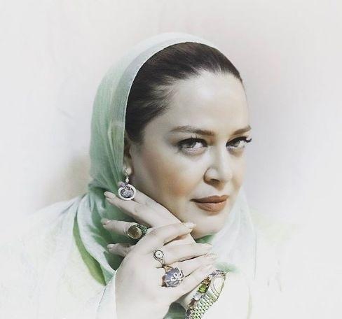 عکس بهاره رهنما این بار به عنوان مدل جواهرات تبلیفاتی