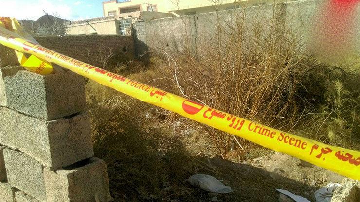 پیدا شدن جسد دختر 7 ساله در خرابه ها