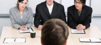 در هنگام مصاحبه کاری چه کارهایی را نباید انجام بدهیم ؟
