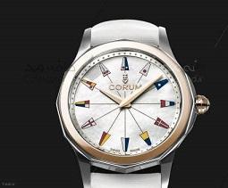 انواع ساعتهای مچی لاکچری مردانه و زنانه در برند کورم