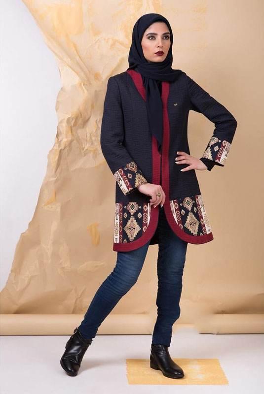 معرفی انواع مدل مانتو های با حجاب و خاص 1396