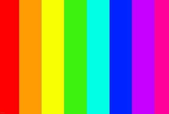 با استفاده از رنگ افراد را بشناسید