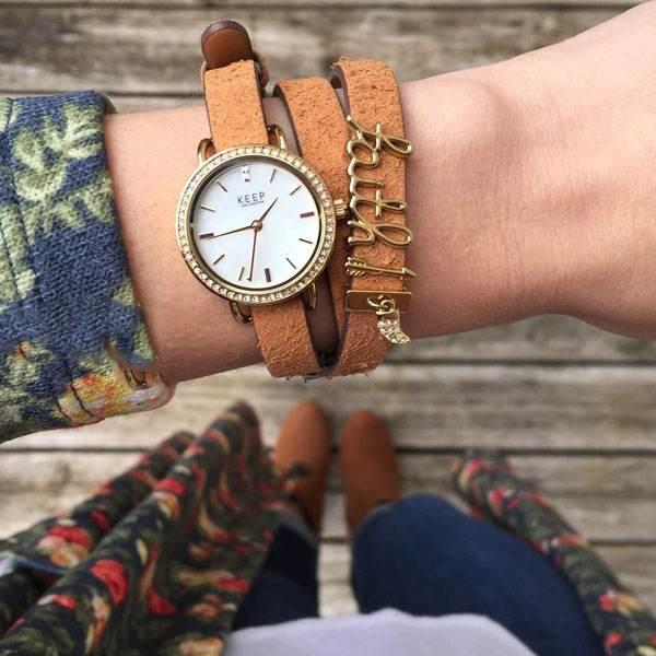 معرفی انواع مدل ساعت و دستبند های خاص از برند Meredith Taylor