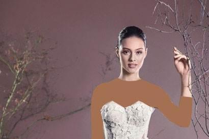 جدید ترین و بروزترین مدل لباس های عروس