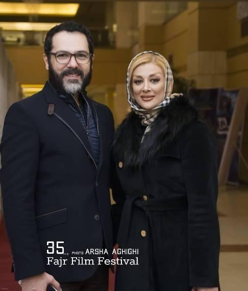 کوروش تهامی و همسرش در کنسرت خواننده ی معروف (عکس)