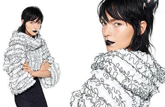 سری جدید برند مدل لباس های جذاب برای تبلیغات