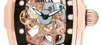 معرفی انواع مدل های ساعت مچی دخترانه در برند Invicta