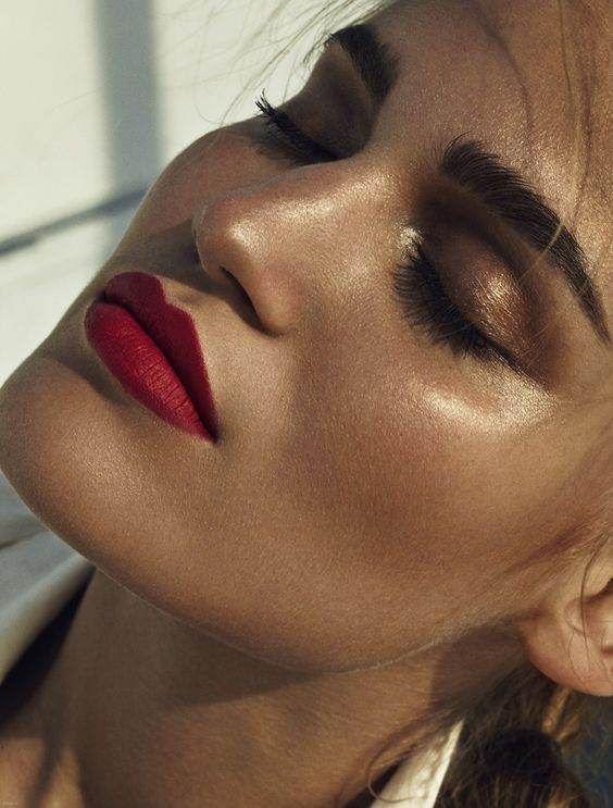 گالری مدل آرایشی خاص دخترانه در طرح 2017