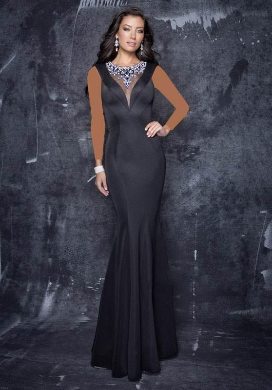 معرفی مدل لباس مخصوص مجالس در برند Nina Canacci