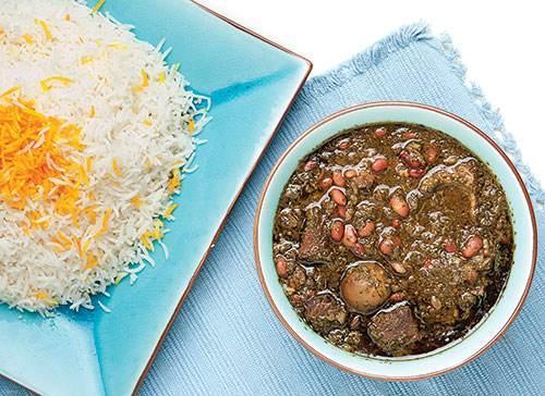 نکات مهم برای تهیه قرمه سبزی اصیل ایرانی