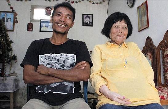 ازدواج عجیب و عاشقانه پسر 28 ساله با دختر 82 ساله