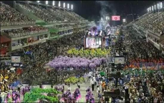 تصاویری دیدنی از فستیوال بزرگ و گران ریو دو ژانیرو برزیل