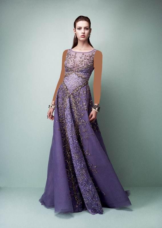 معرفی مدل لباس مخصوص مجالس ویژه عید نوروز 1396