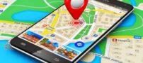 استفاده از نرم افزار گوگل مپ در سفرهای نوروزی