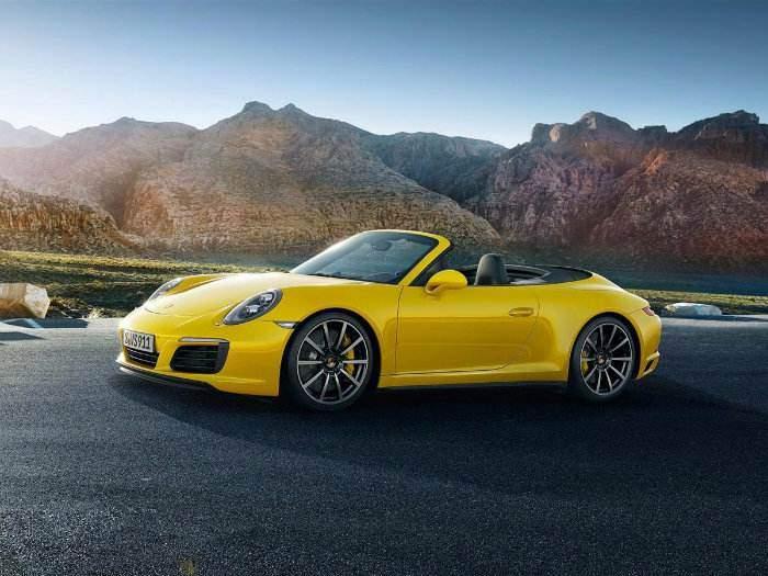 معرفی خودرو پورشه 911 فوق زیبا در جهان