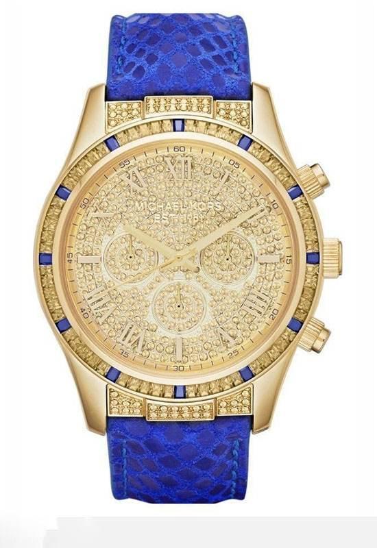 معرفی انواع ساعت مچی های زنانه در برند Michael Kors