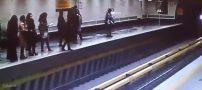 خودکشی های مخوف در متروی تهران