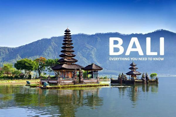 سفری شگفت انگیز به بالی جزیره خدایان