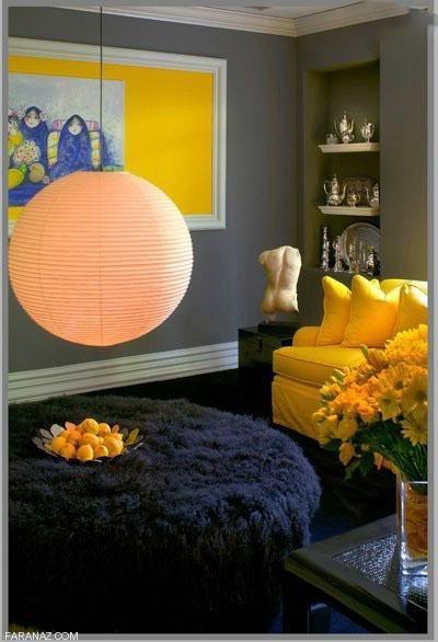 ایده های جذاب برای دکوراسیون خانه با رنگ های خاص ویژه عید