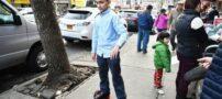 تفریحات لاکچری ها با دستگاه هاور برد در ایران