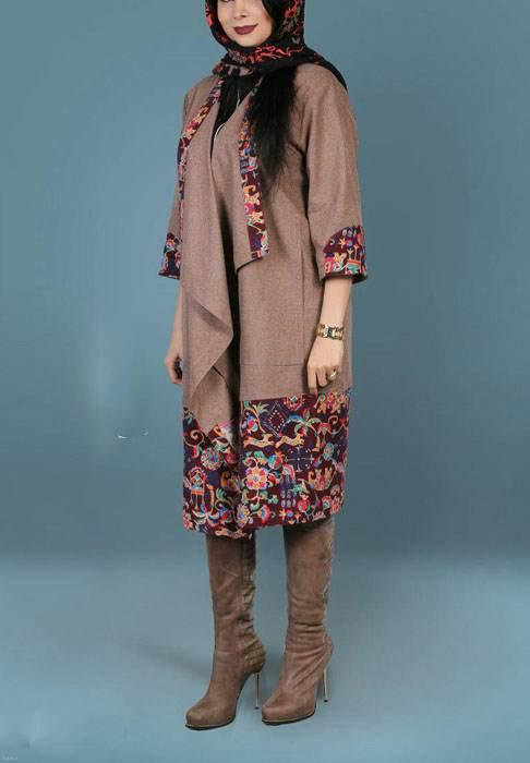جدیدترین مدل مانتو ویژه عید نوروز بهاره (45)