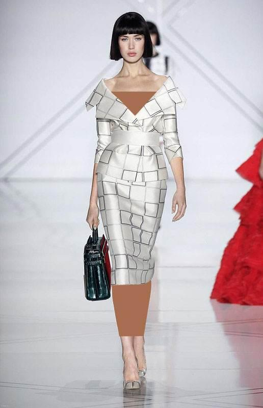 انواع مدل لباس های جدید مخصوص مجالس در برند Ralph And Russo