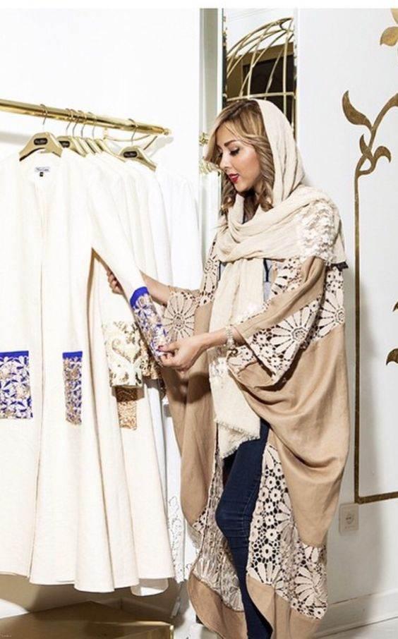معرفی سری جدید مانتو ایرانی ویژه نوروز (44)