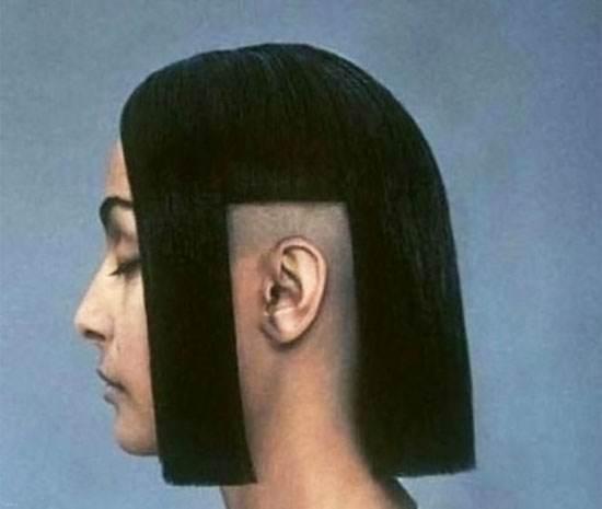 افرادی با مدل موهای عجیب و غریب (عکس)