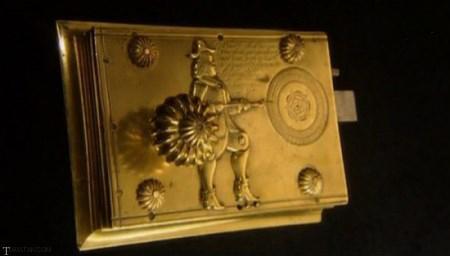 قفل جالب قدیمی که 330 سال پیش ساخته شده ! (عکس)
