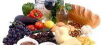 آشنایی با انواع غذاهای سالم برای سلامت و نرمی مو