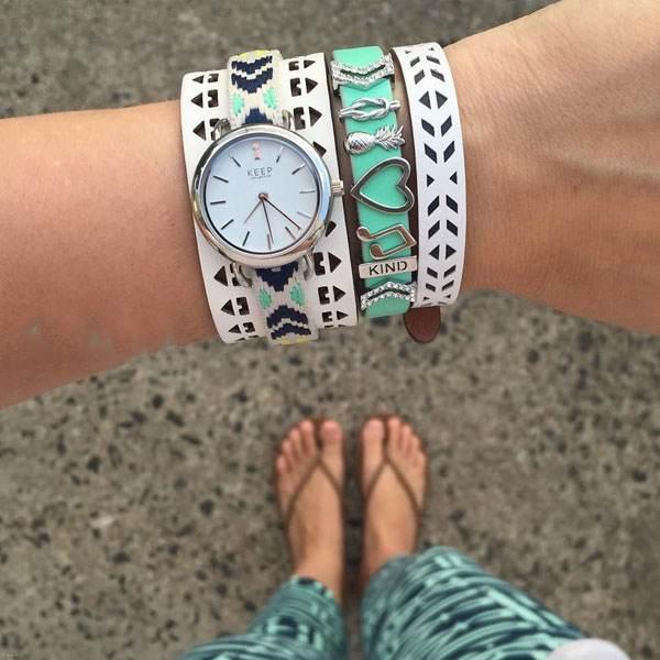 کلکسیون انواع ساعت و دستبند لاکچری محصول ۲۰۲۱